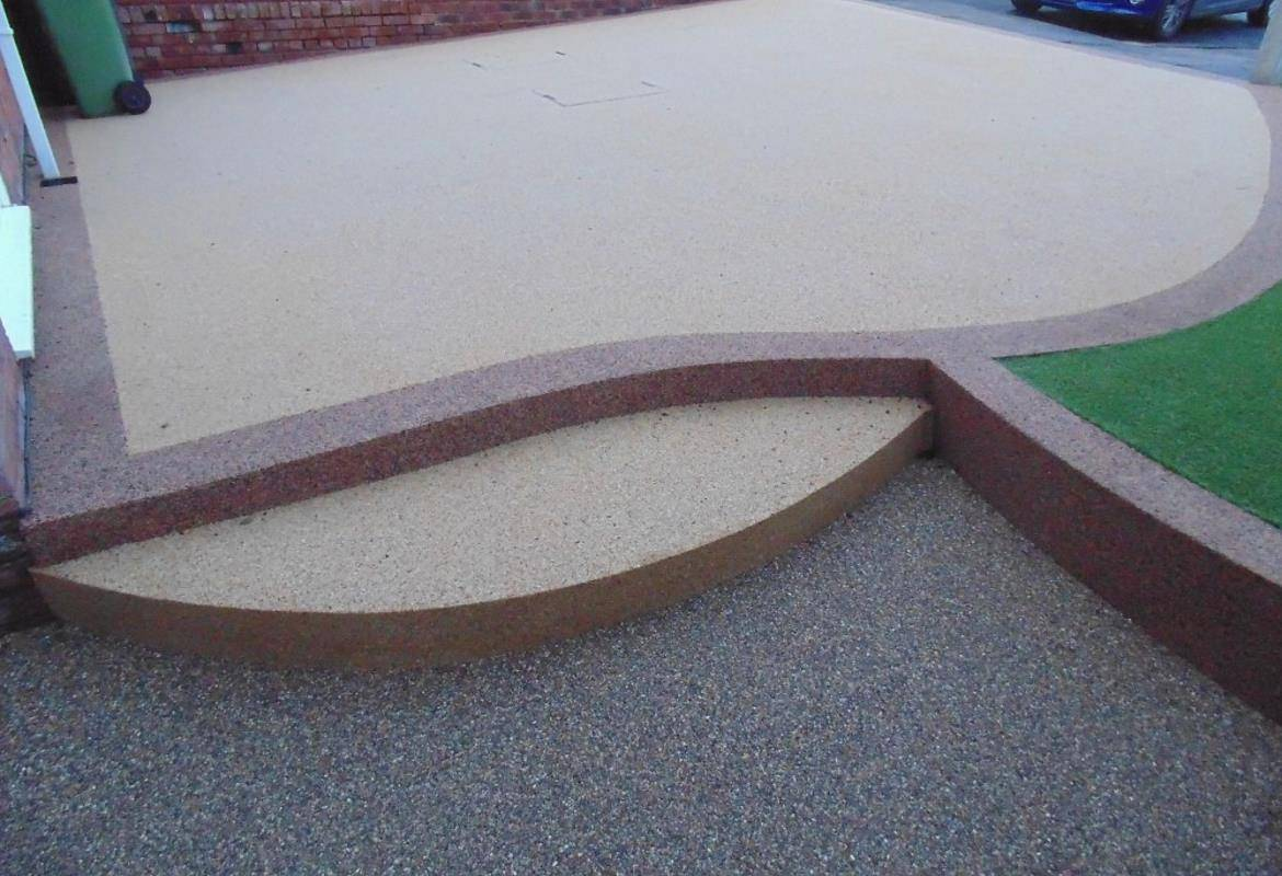 Resin Bound Paving 9